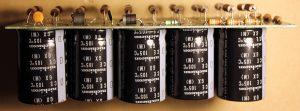 AL-1200 AL-1500 AL-82 filter capacitor board