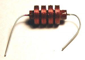SB200 SB220 FL2100 Henry amplifier Ameritron Dentron Amp Supply Vectronics Boat anchor choke 2.5 mH 1 mH 100uH