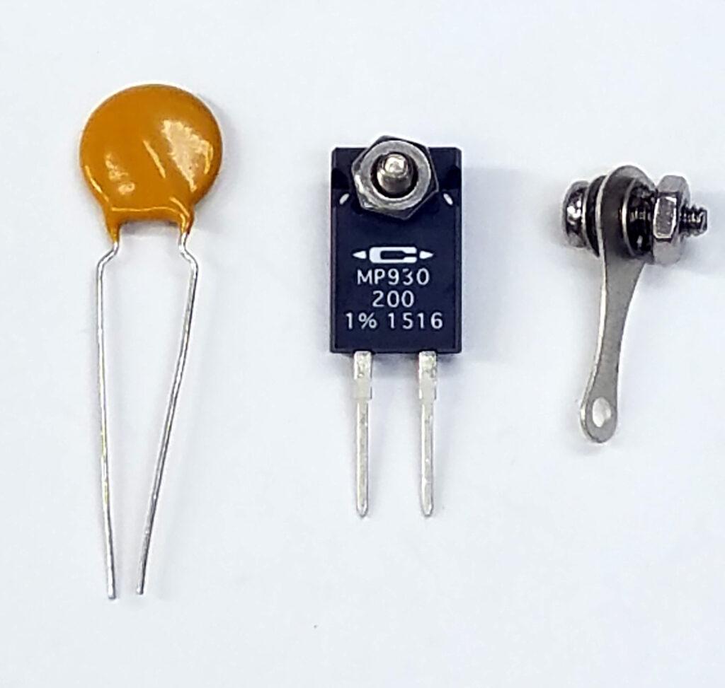 AL811 200 Ohm resistor kit